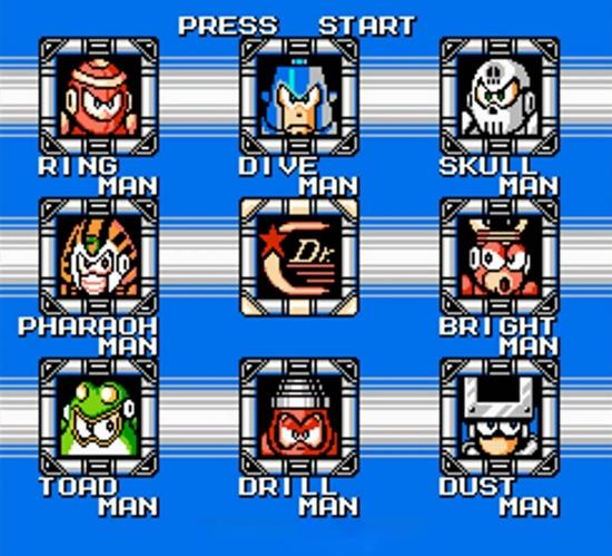 Mega Man 4 4