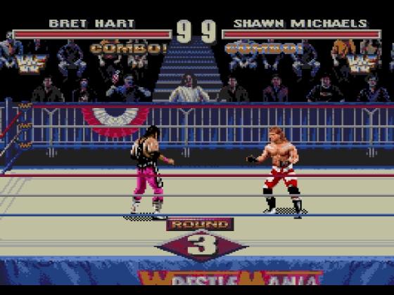 WWF WM The Arcade Game 1