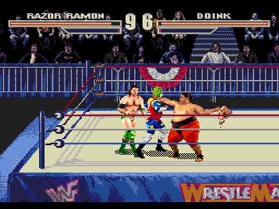 WWF WM The Arcade Game 2