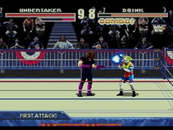 WWF WM The Arcade Game 3