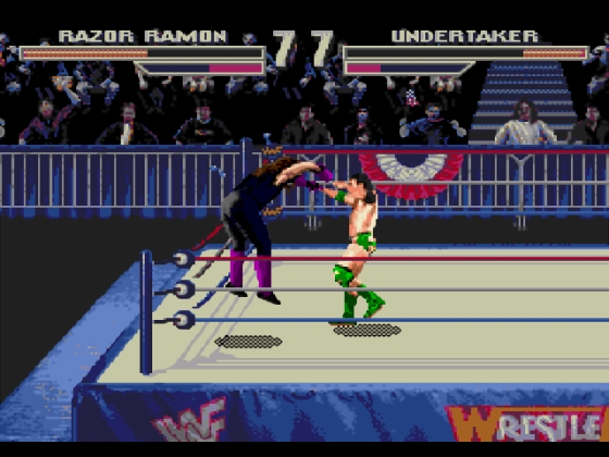 WWF WM The Arcade Game 4