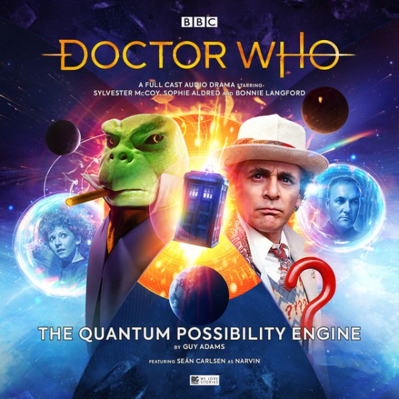 DW The Quantum Possibility Engine Cover