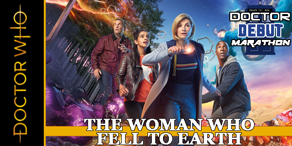DW The Woman Who Fell to Earth