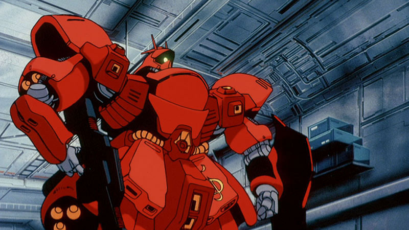 Mobile Suit Gundam Char S Counterattack Review Hogan Reviews