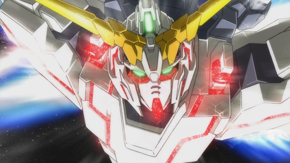 Gundam UC P1 1