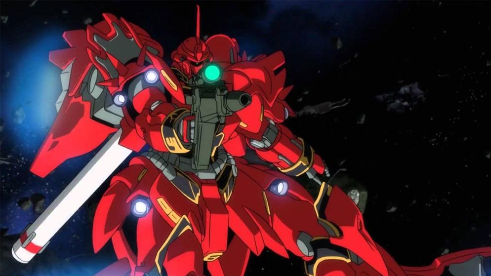Gundam UC P1 2