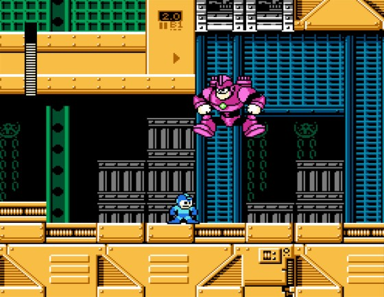 Mega Man V 1