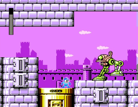 Mega Man V 4
