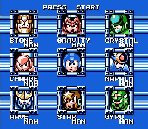 Mega Man V 5