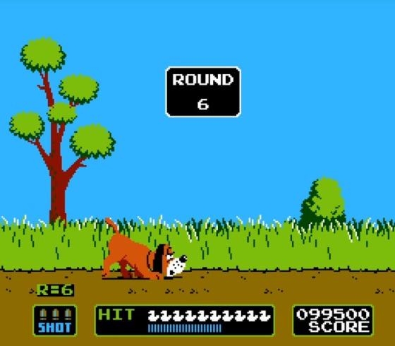 Duck Hunt 4