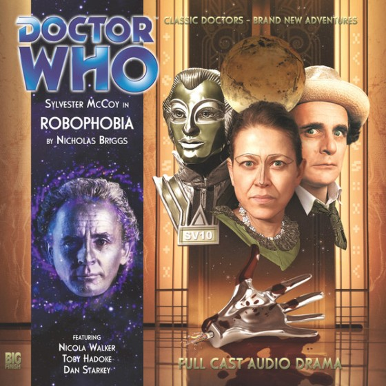 DW Robophobia Cover