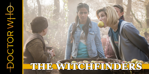DW The Witchfinders