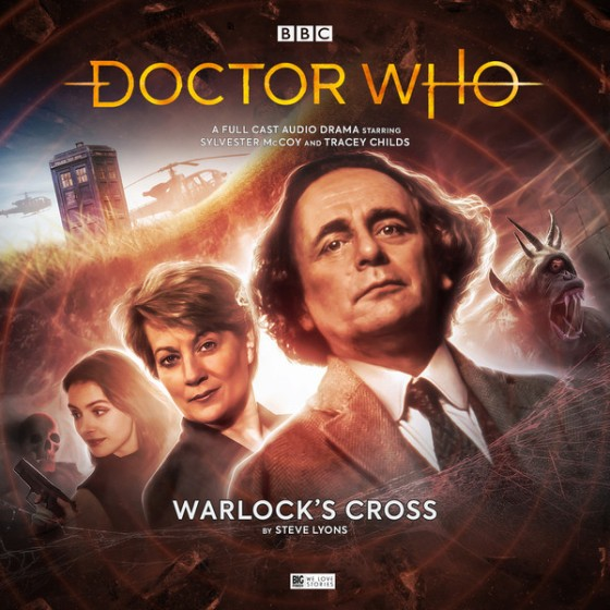 DW Warlock's Cross Cover