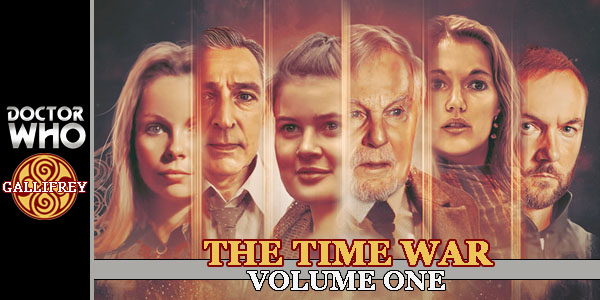 Gallifrey Time War Vol 1