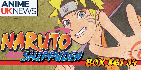 Naruto S B34