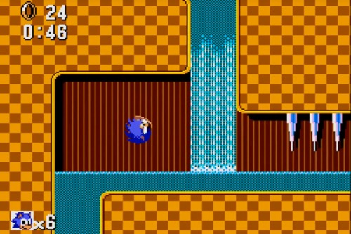 Sonic The Hedgehog MS 3
