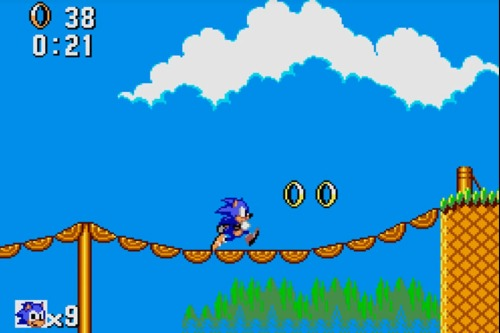 Sonic The Hedgehog MS 4