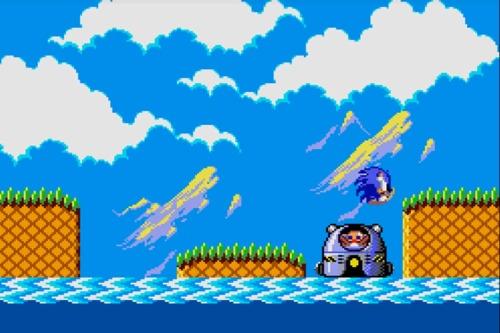 Sonic The Hedgehog MS 5