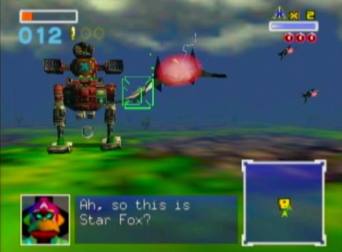 Star Fox 64 2