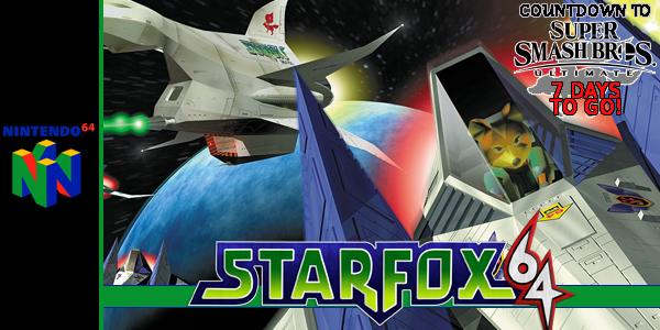 Star Fox 64 / Lylat Wars (N64) Review – Hogan Reviews