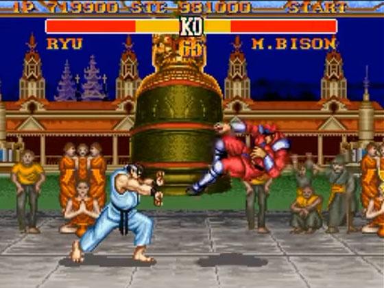 Street Fighter II 2
