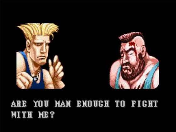 Street Fighter II 3