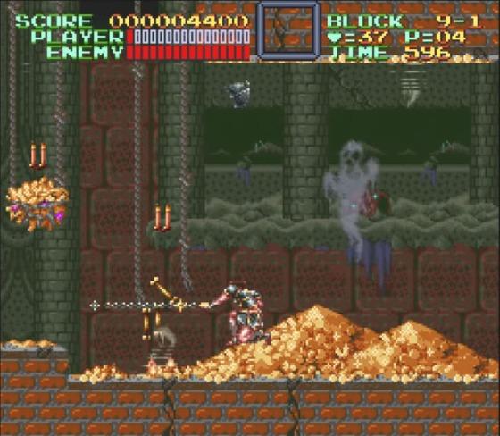 Super Castlevania IV 4
