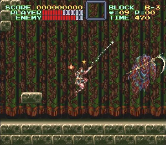 Super Castlevania IV 6