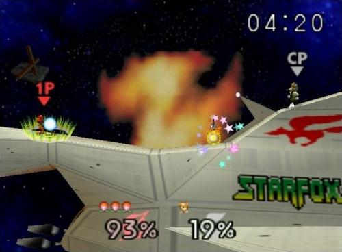 Super Smash Bros 2