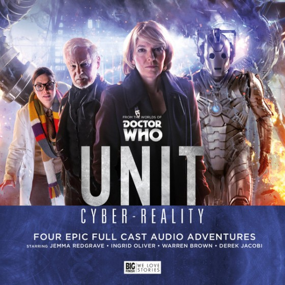 UNIT Cyber-Reality Cover