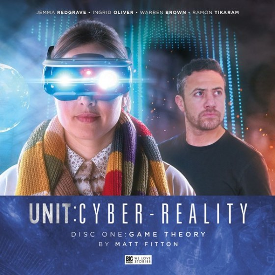 UNIT Cyber-Reality P1 Cover