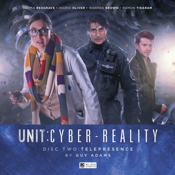 UNIT Cyber-Reality P2 Cover