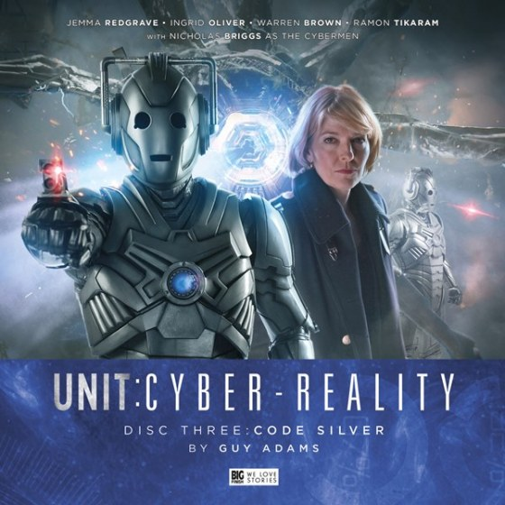 UNIT Cyber-Reality P3 Cover
