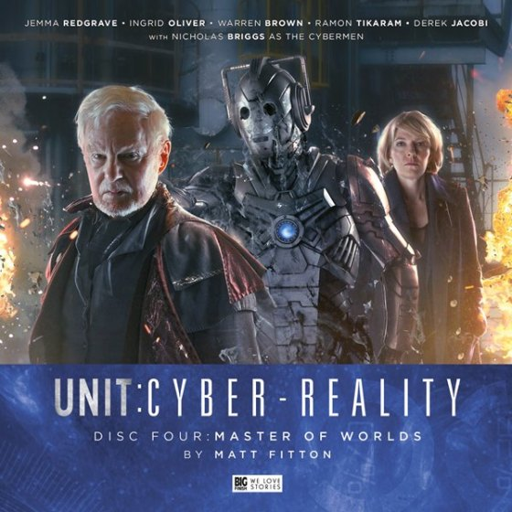 UNIT Cyber-Reality P4 Cover