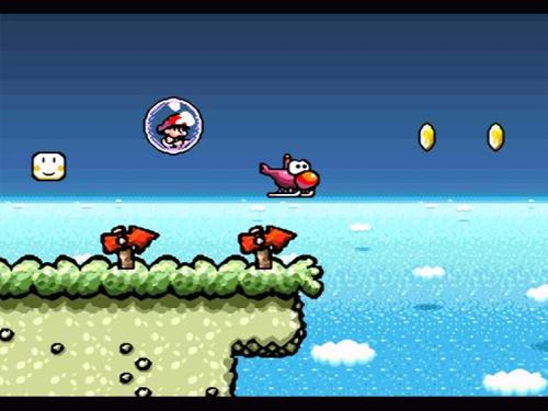 Yoshi's Island 3