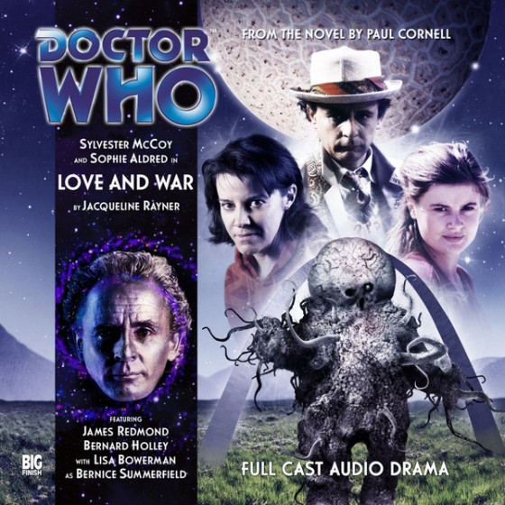 DW Love and War Cover