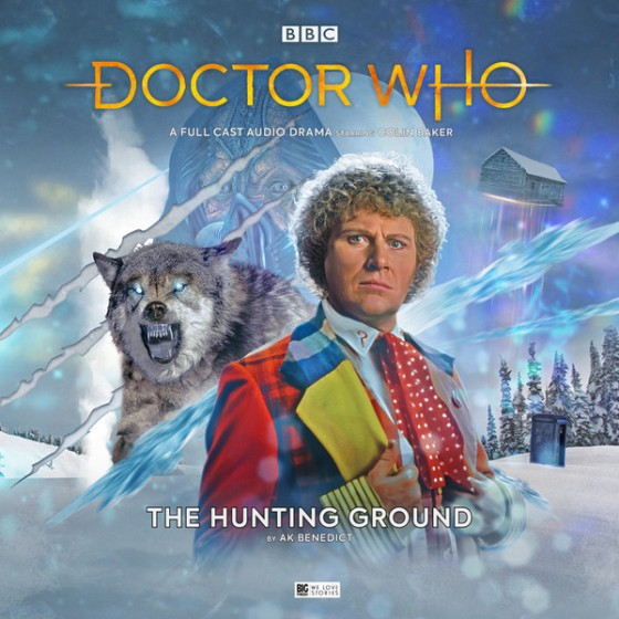 DW The Hunting Ground Cover