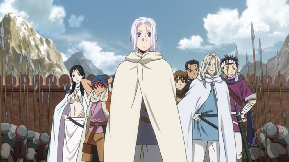 Heroic Legend of Arslan S1 P1 1