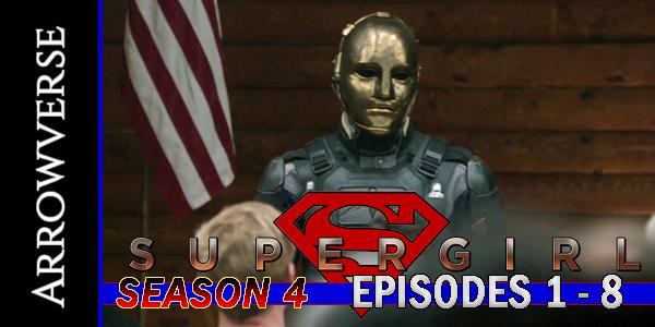 Supergirl S4 P1