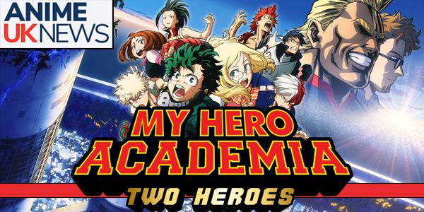 MHA Two Heroes