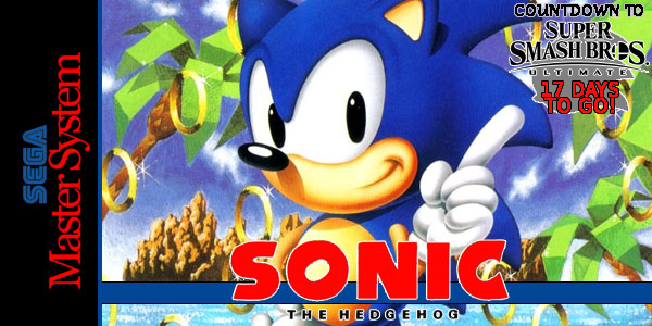 Sonic the Hedgehog MS