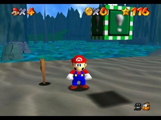 Super Mario 64 1