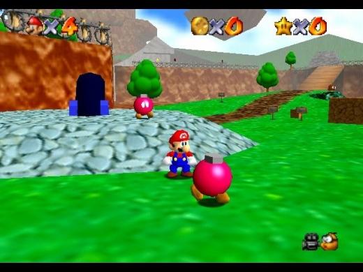 Super Mario 64 2