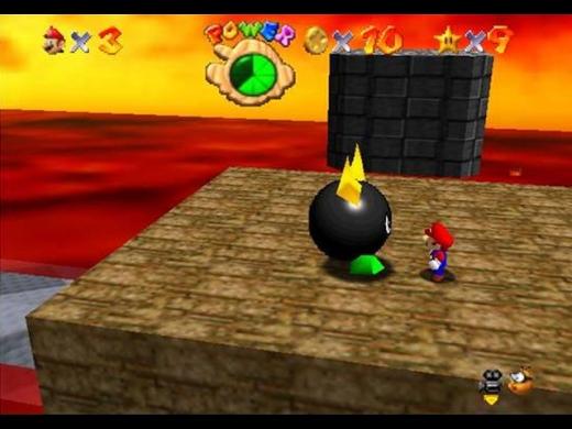 Super Mario 64 3