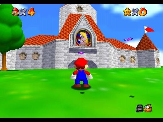 Super Mario 64 4