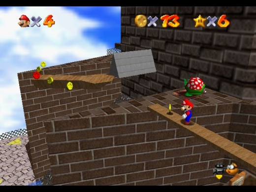 Super Mario 64 5