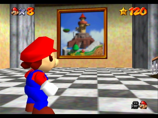 Super Mario 64 6
