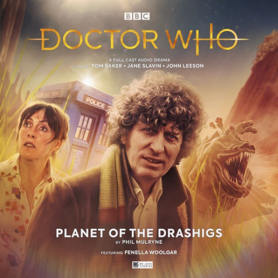 dw planet of the drashigs cover