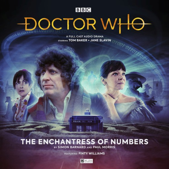 dw the enchantress of numbers cover