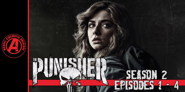 The Punisher – Season 2 Episodes 1 – 4 Review – Hogan Reviews